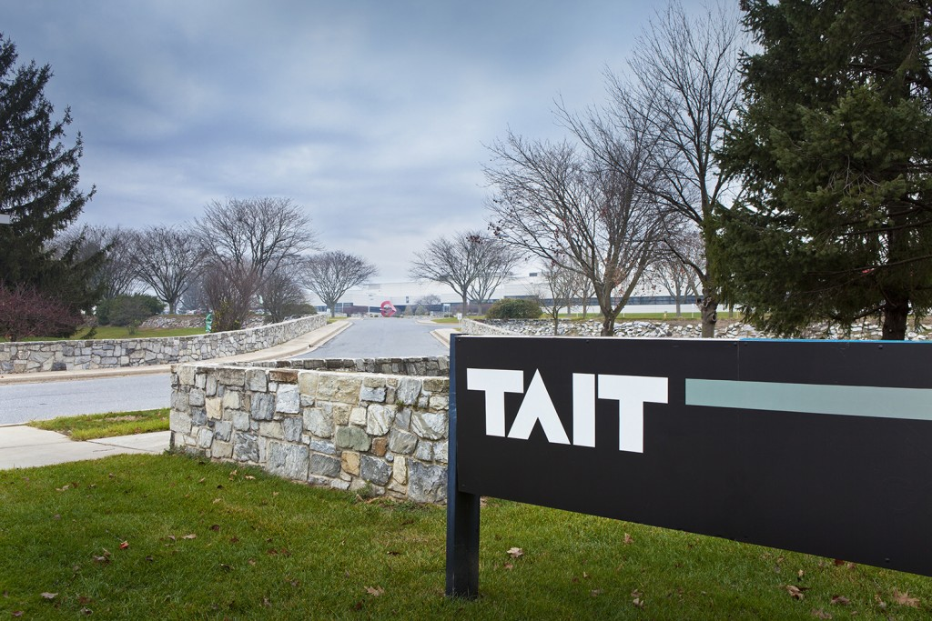 Tait Towers - Entrance